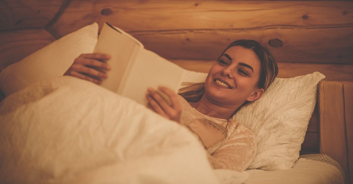 Establishing good sleep habits and tips and tricks to help you get a better sleep