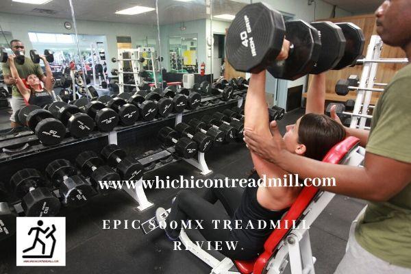 Epic 800MX Treadmill Review - pickfairly.com
