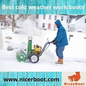 best winter work boots steel toe