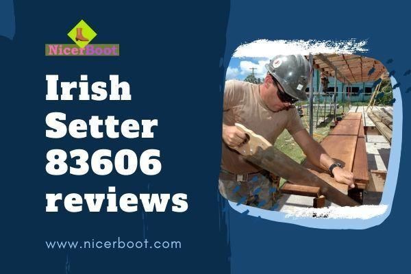 Irish Setter Men's 83606 6
