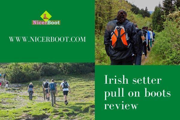 "Irish Setter Work Men's 83912 Marshall 11"" Pull-On Steel Toe Waterproof Work Boot"