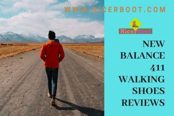 New Balance 411 walking shoes reviews