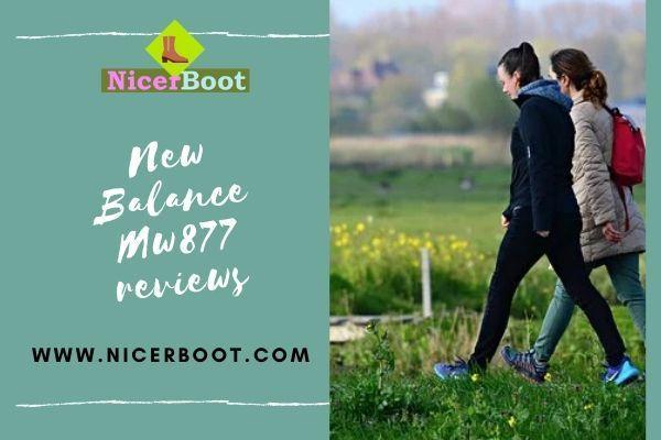 New Balance Men's MW877 Walking Shoe, Stabilised Walking Shoes for You