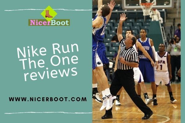 Nike Zoom Run The One Men's Basketball Trainers 653636 Sneakers Shoes, Affordable Basketball Shoes for You
