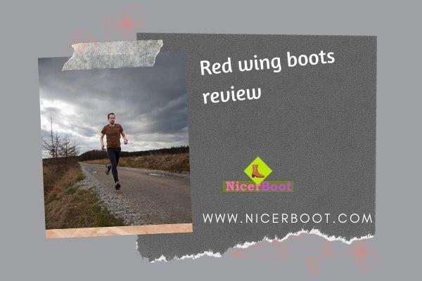 "Red Wing Men's Iron Ranger 6"" Boot"