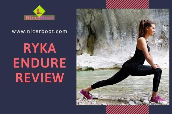 Ryka Women's Endure XT 2, The Workout Companion You Need