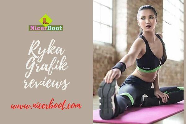 Ryka Women's Grafik 2 Cross-Trainer Shoe, Eye-catching Training Shoes for You
