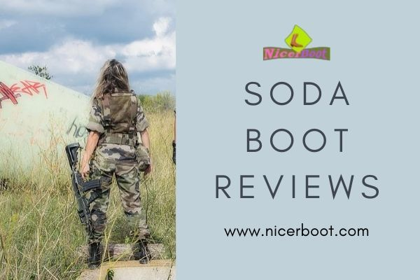 Soda Women's Military Combat Lace Up Lug Platform Chunky Block Heel Ankle Boot, Fashionable Combat Boot Heels for You
