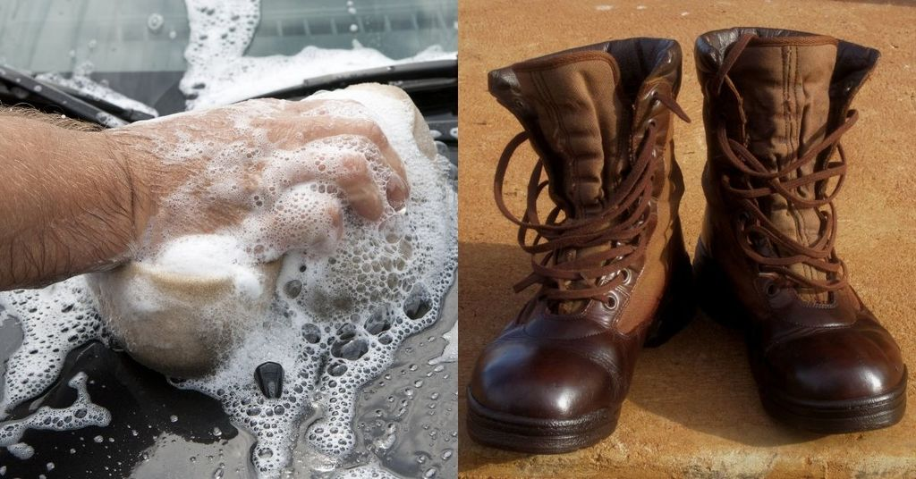 Clean Boots